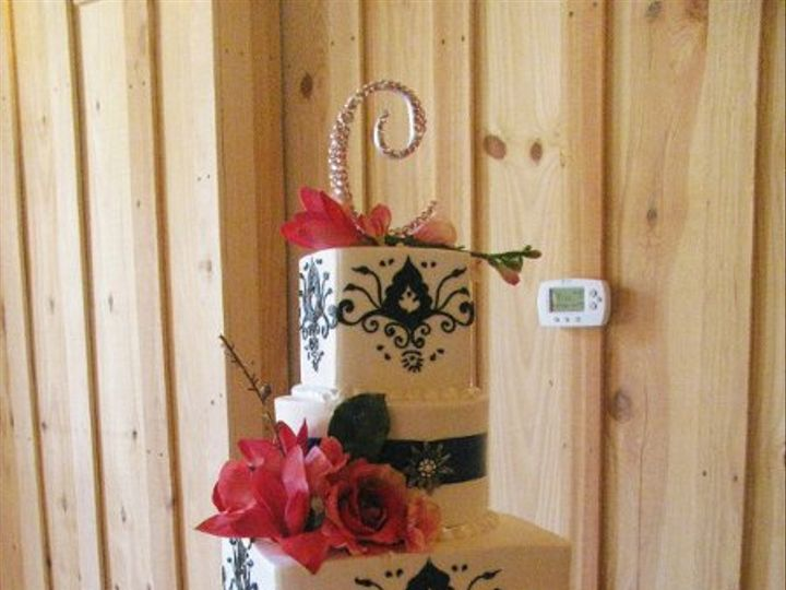 Tmx 1287695788286 IMG19050004 Houston wedding cake