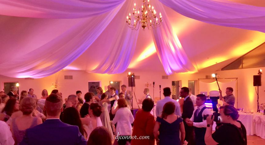 DJ Connor at the Harmony Hall Estate (Middletown, PA)