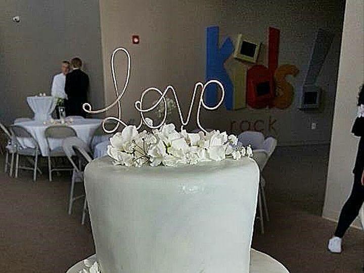 Tmx 1498006976767 190592245032892133362226499818250063288154n Crawfordsville, Indiana wedding cake