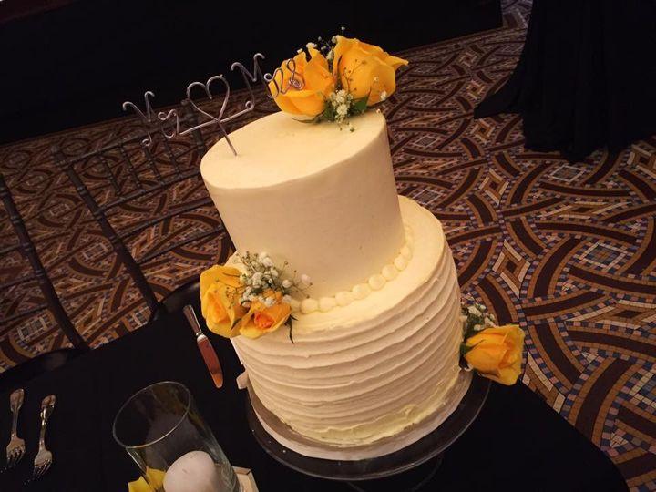 Tmx 1470324219358 Callahan Wedding Cake Chicago wedding catering