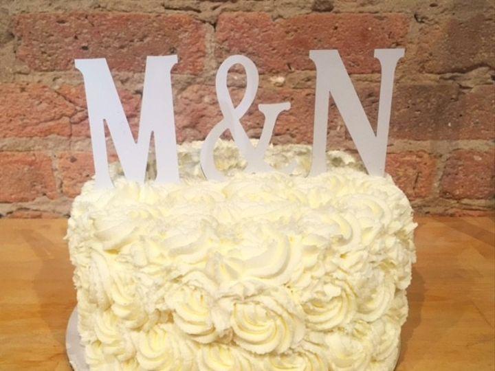Tmx 1470324929127 Rosette Cake 1 Chicago wedding catering