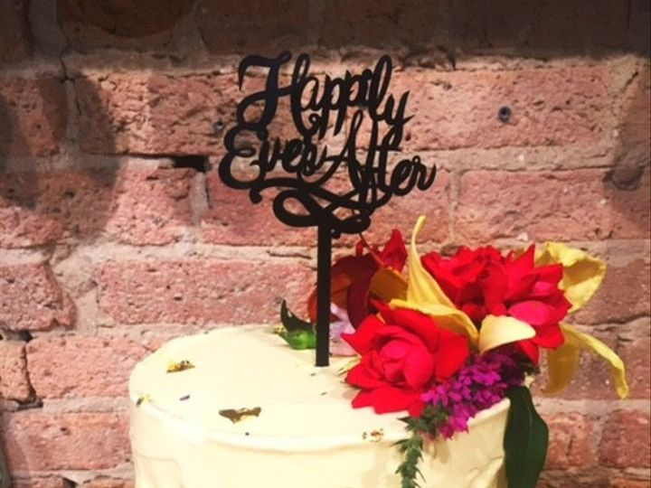 Tmx 1470324940847 Happily Ever After Cake 1 Chicago wedding catering