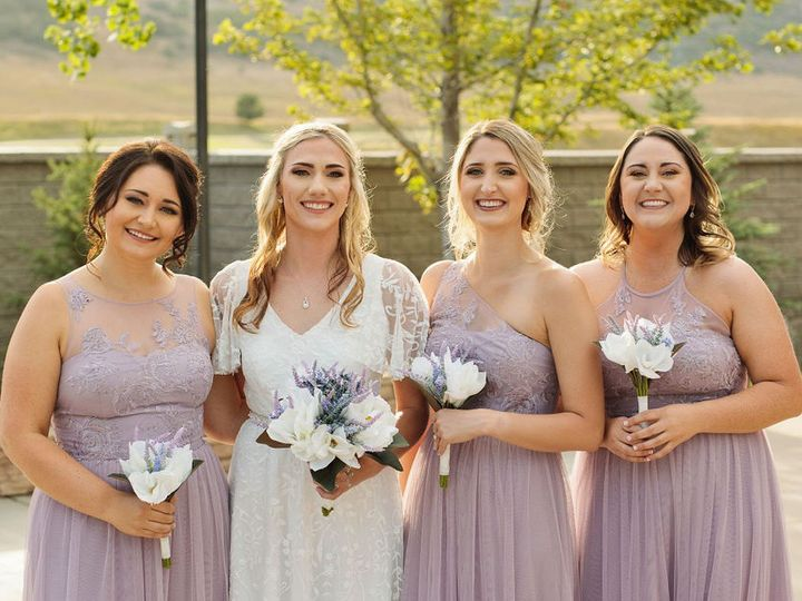 Tmx Ken Caryl Vista By Wedgewood Weddings Bridesmaids By The Stone Wall 51 918404 160167012946394 Littleton, CO wedding venue