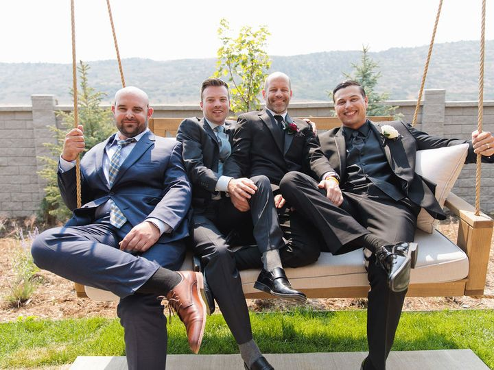 Tmx Ken Caryl Vista By Wedgewood Weddings Groomsman Swinging 51 918404 160167013052608 Littleton, CO wedding venue