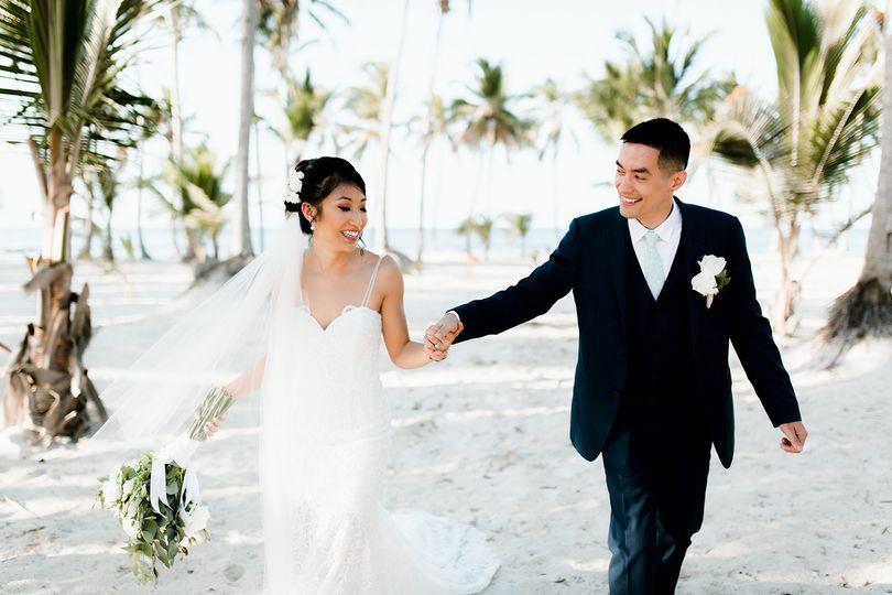 Pearl beach club wedding