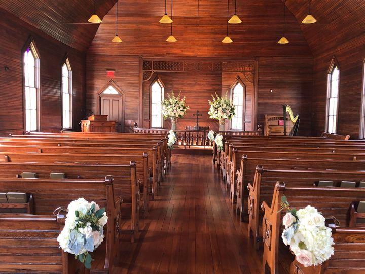 The Old Frankford Church