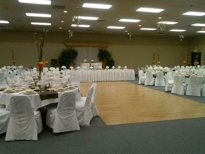 Tmx 1471621760438 Camo Wedding Decorated Clinton Township wedding catering