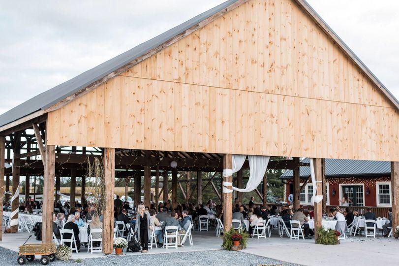Reinhart's Barn Weddings