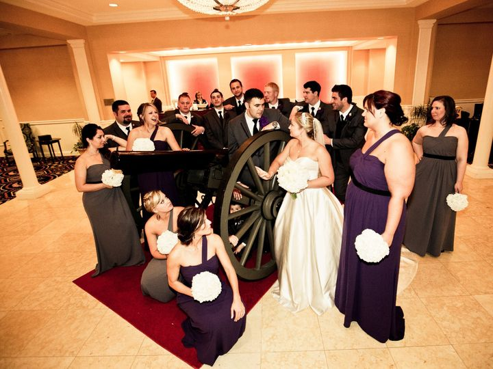 Tmx 1368816308112 Cannon In Lobby   M Reed Photography Gettysburg, PA wedding venue