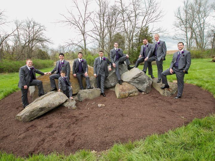 Tmx 1368816413335 Guys On Rocks   M Reed Photography Gettysburg, PA wedding venue