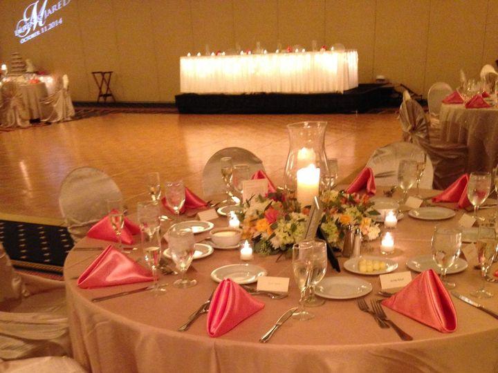 Tmx 1450383302312 Gold Linen Gettysburg, PA wedding venue