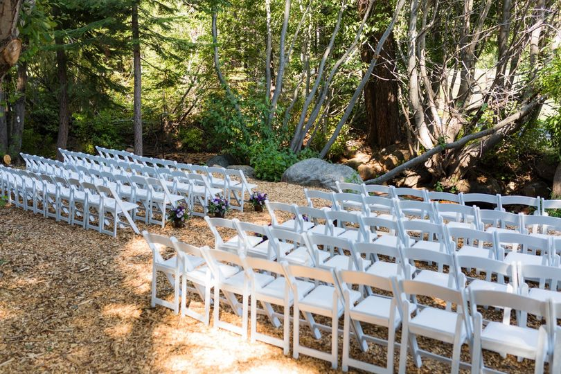 Creekside Ceremony Site