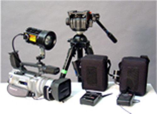 video camera gear