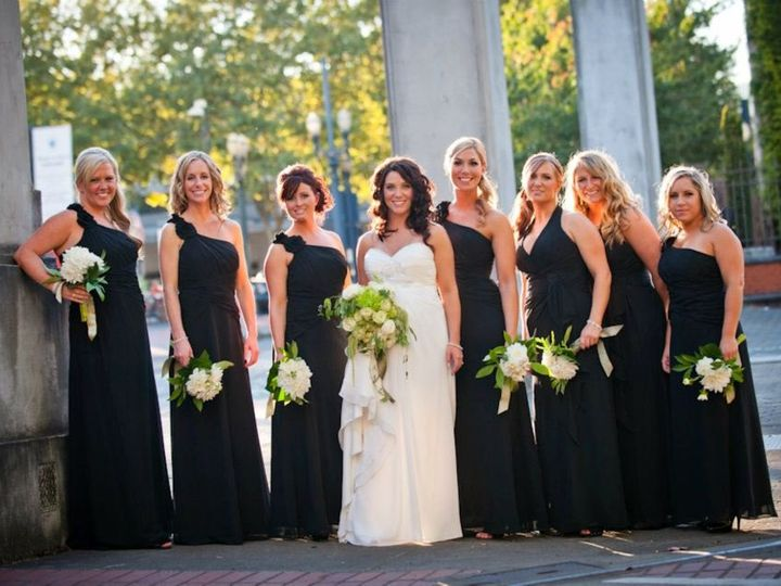 Tmx 1344314053923 Corasbridalparty Vancouver wedding beauty