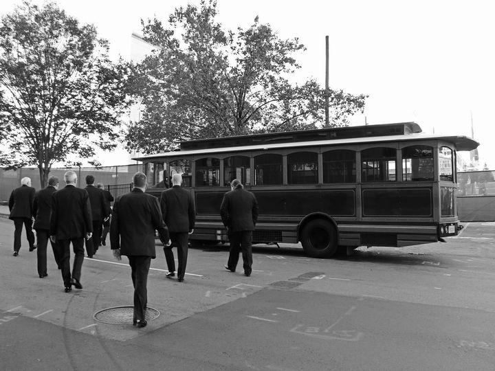 Tmx 1515445865 D22828e4dab13d2c 1515445863 Abddc24ab61742f8 1515445862260 3 Wedding Trolley 1 Richmond, Virginia wedding transportation