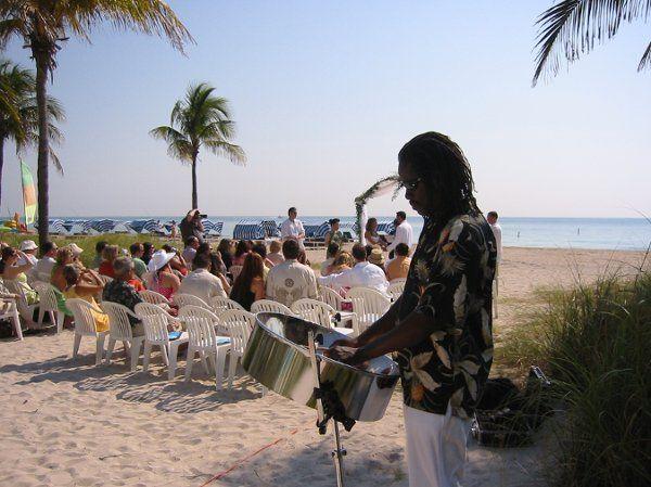 Miami Beach Wedding Ceremony