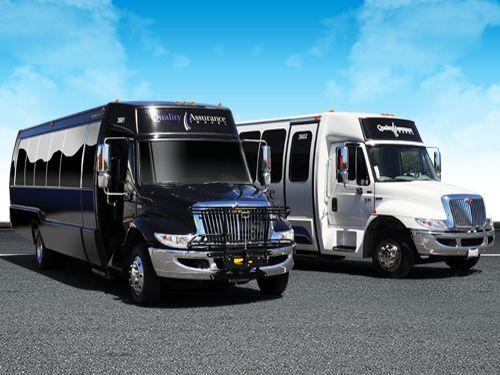 32-36 Passenger Shuttle Bus