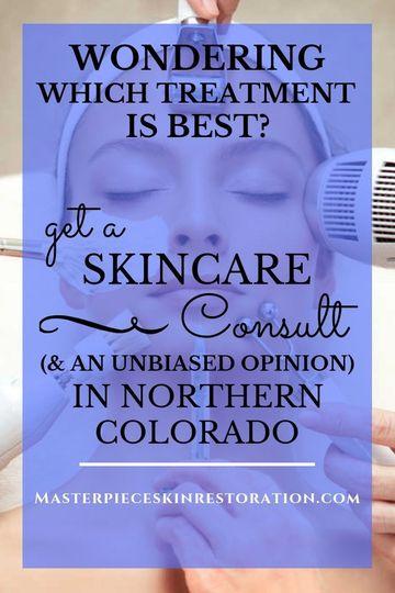 Skincare Consults
