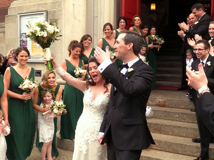 Tmx 1510598617966 Wedding Party 03 Glenmoore, Pennsylvania wedding videography