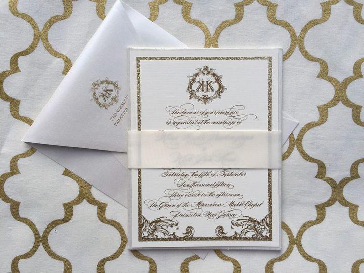 Tmx 1453162402074 Kira   Invite 1 Flemington wedding invitation