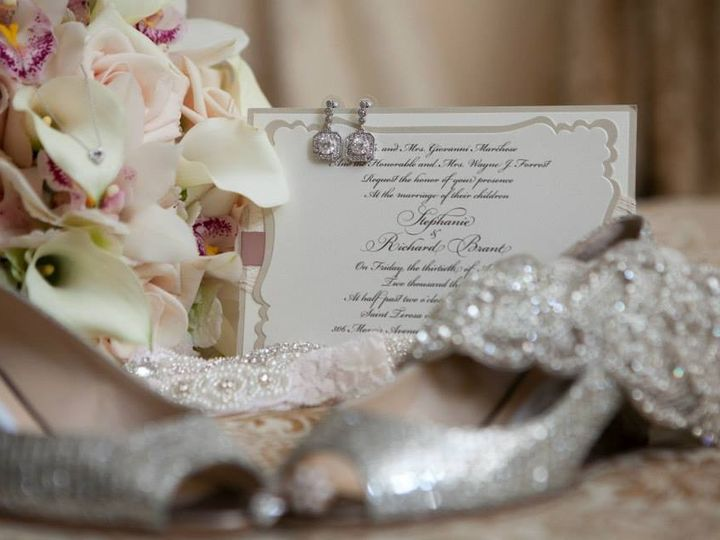 Tmx 1453162437863 Stephanie Invite Flemington wedding invitation