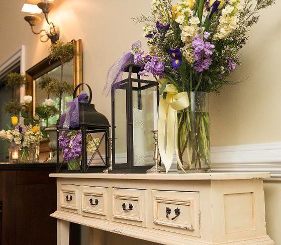 Interior Decorations and arrangements