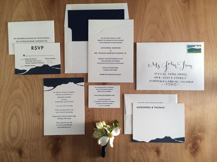Tmx Alexandra And Tom 3 51 930604 1570028330 Quincy, MA wedding invitation