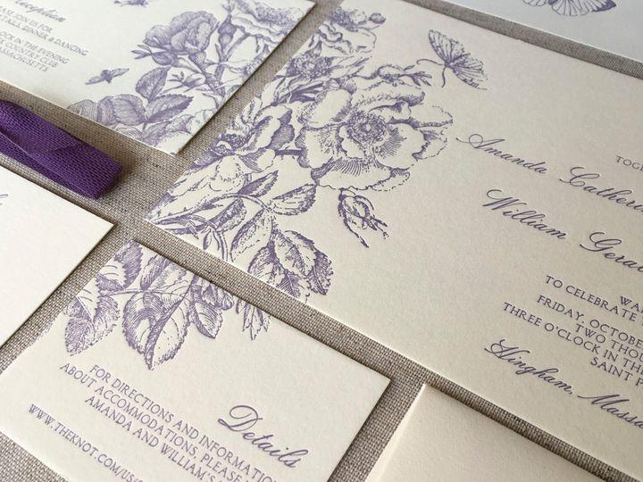 Tmx Amanda And Will 2 51 930604 1570028325 Quincy, MA wedding invitation