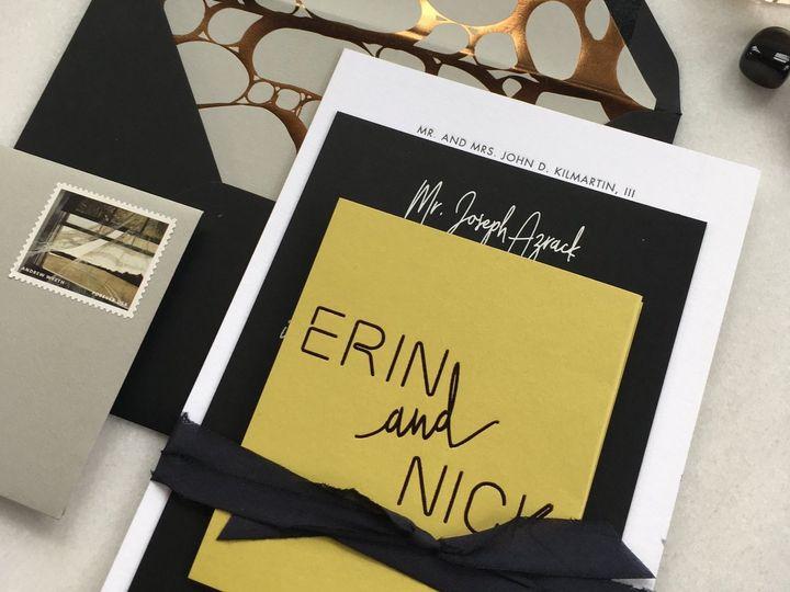 Tmx Erin And Nick 51 930604 1570028352 Quincy, MA wedding invitation