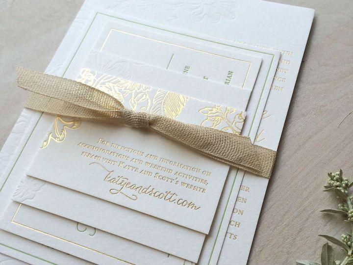 Tmx Katye And Scott 2 51 930604 1570028311 Quincy, MA wedding invitation