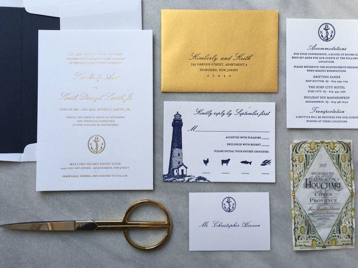 Tmx Kimberly And Keith 51 930604 1570028343 Quincy, MA wedding invitation