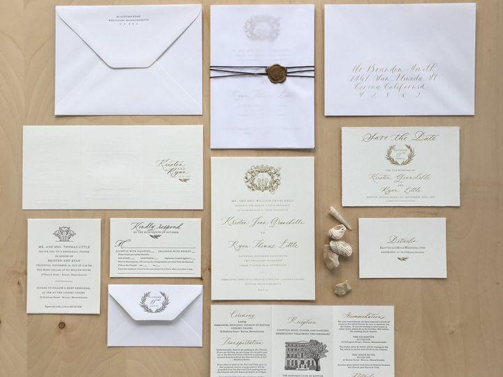 Tmx Kristen And Ryan 2 51 930604 1570028393 Quincy, MA wedding invitation