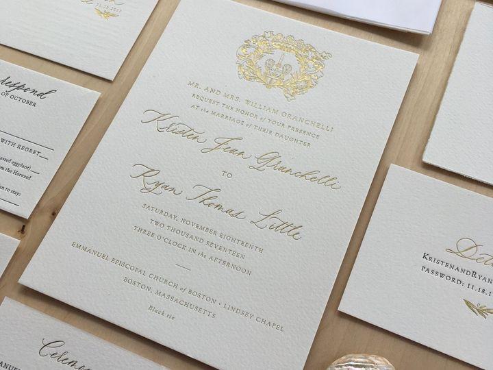 Tmx Kristen And Ryan 51 930604 1570028396 Quincy, MA wedding invitation