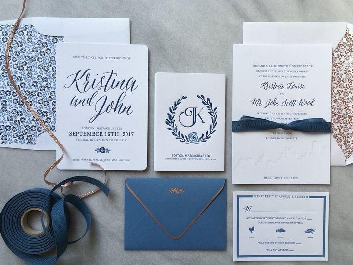 Tmx Kristina And John 51 930604 1570028299 Quincy, MA wedding invitation