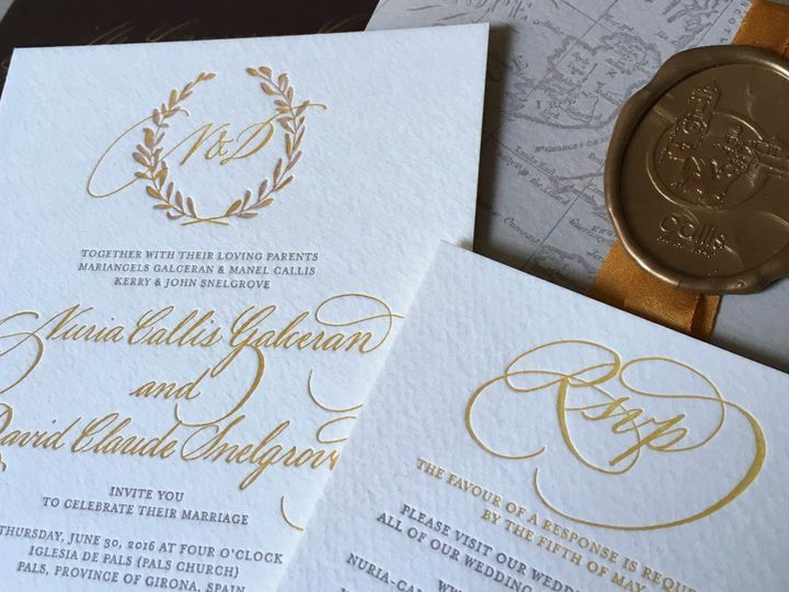 Tmx Nuria And David 3 51 930604 1570028252 Quincy, MA wedding invitation