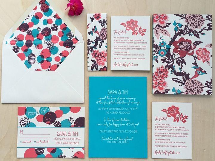 Tmx Sara And Tim 2 51 930604 1570028284 Quincy, MA wedding invitation