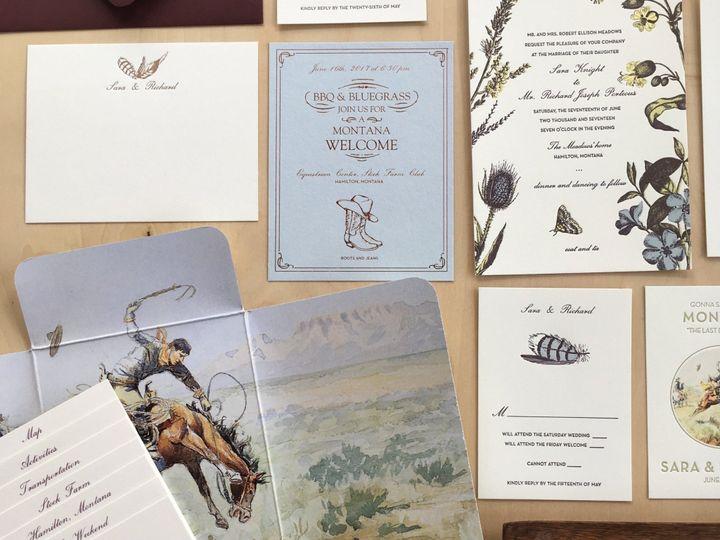 Tmx Sarah And Richard 4 51 930604 1570028362 Quincy, MA wedding invitation
