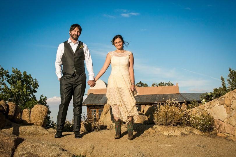 Cassandra Summer Photography - Joshua Tree Wedding