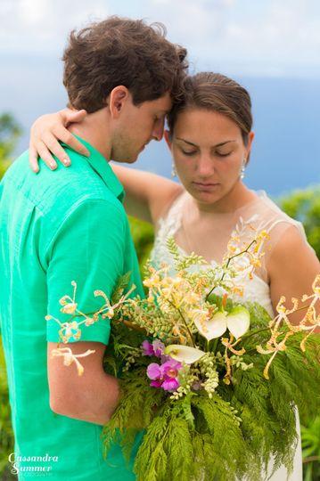 Cassandra Summer Photography - Caribbean Wedding