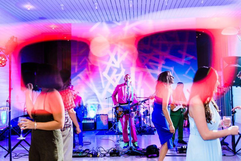 90's wedding band