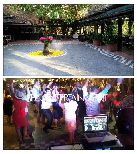 Destination Wedding DJ In Puerto Rico.  DJ Para Bodas en Puerto Rico  Hacienda Siesta Alegre