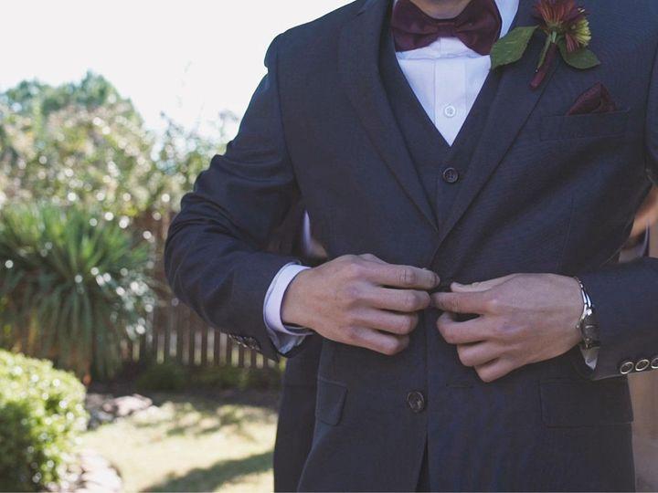 Tmx 1533352560 A4291b0f2317b89e 1533352559 73456891ab8b97bf 1533352558112 7 Button Jacket 6 League City, TX wedding videography