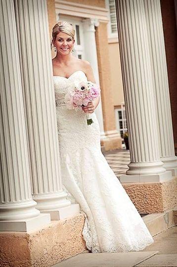 lindsay calicutt bride