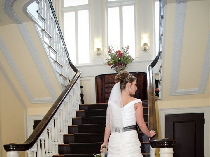 Tmx 1481913115977 Bride On Staircase High Point wedding venue