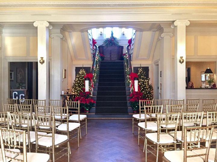 Tmx 1481913129814 Christmas Wedding 2 High Point wedding venue
