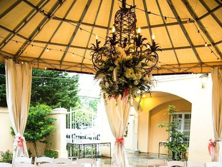 Tmx 1481913195938 Pic Of Courtyard Wedding High Point wedding venue