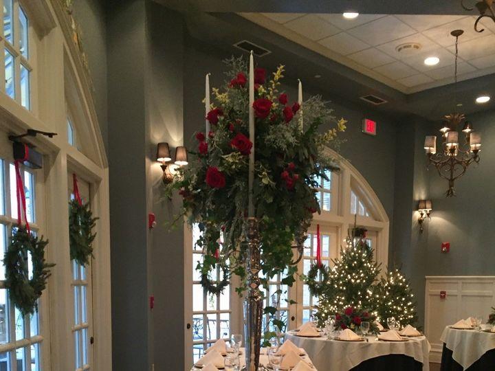Tmx 1481913222334 Img2544 Christmas Wedding Talble High Point wedding venue