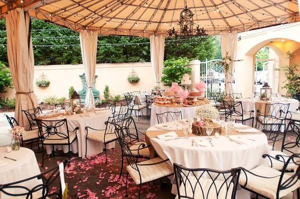 Tmx 1488510754199 Calicutt Tablescapes High Point wedding venue