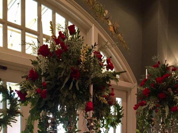 Tmx 1488511253856 Christmas Wedding4 High Point wedding venue