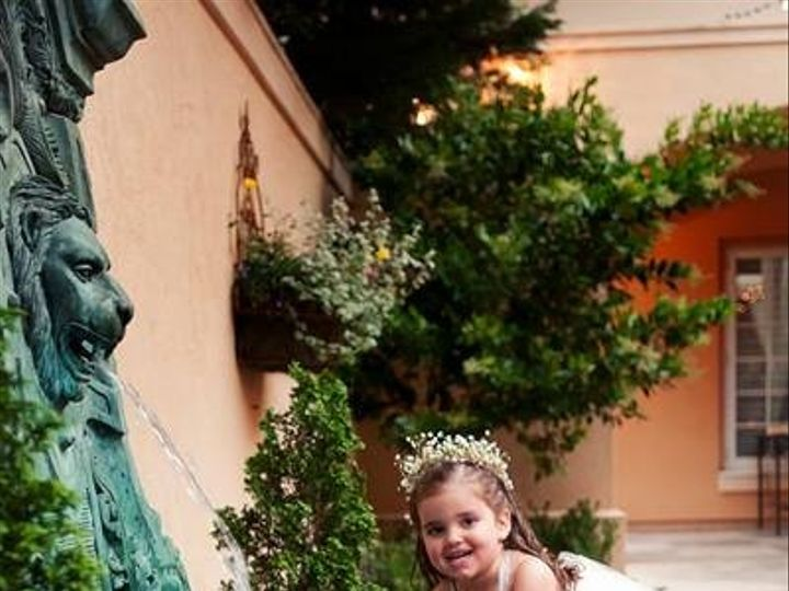 Tmx 1488511687572 Little Girl With Fountain 2 High Point wedding venue